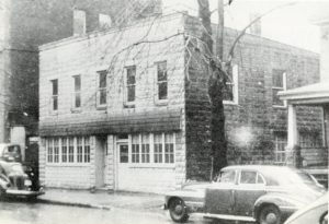 The original NACHURS building in Marion, Ohio.